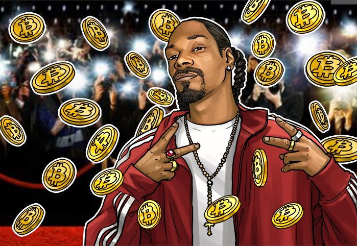 Famosos apoyan bitcoin y blockchain