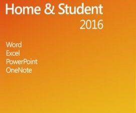 Office Hogar y estudiante 2016
