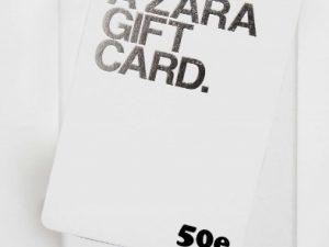 tarjeta regalo para tiendas de zara de pago en criptomonedas